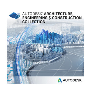 Autodesk Architecture Engineering & Construction Collection IC Commercial - 3 ani