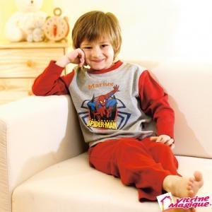 Vitrine Magique Pijama Spiderman
