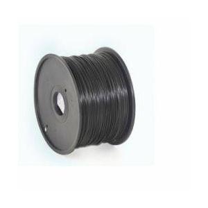 Gembird Filament ABS Negru   1,75mm   1kg