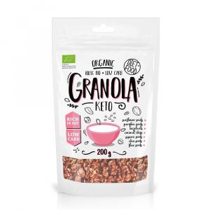 Diet-Food Granola bio Keto 200g