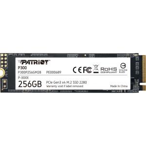 Patriot Memory P300 256GB PCI Express x4 M.2 2280