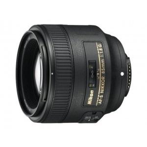 Nikon NIKKOR 85mm f/1.8G AF-S (JAA341DA)
