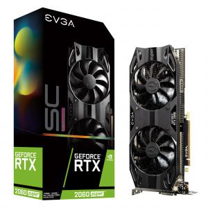 EVGA GeForce RTX 2060 SUPER SC ULTRA GAMING, 8GB GDDR6, 256 biti