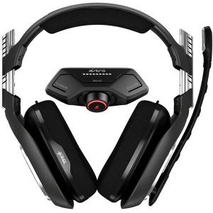 Astro Casti Gaming A40 TR, stereo, 3.5 mm, negru + MixAmp M80 Xbox One