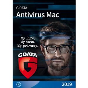 G Data Antivirus for Mac 4 Device 1 Year Licenta Electronica