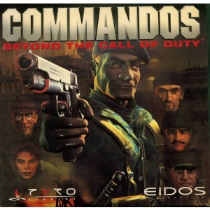 Eidos Commandos: Beyond the Call of Duty (PC)