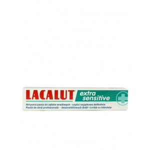 Zdrovit Lacalut Pasta de dinti 75 ml Extra Sensitive