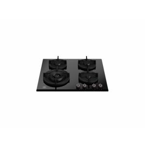 Bertazzoni Plita gaz 60 cm WOK Sticla neagra design Professional P604LPROGNE