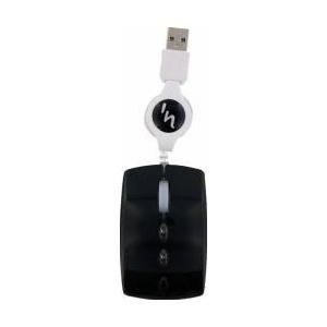 TnB Mouse Laptop Optic Guppy 3, Black