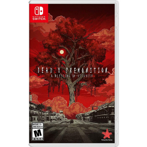 Rising Star Games Deadly Premonition 2 A Blessing in Disguise Nintendo Switch
