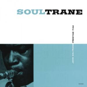 John Coltrane Soultrane- Concord-