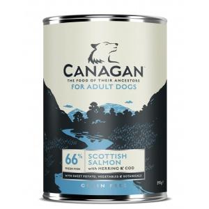 Canagan Dog Grain Free Somon 395gr
