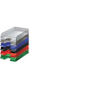 Esselte Tavita pentru documente Europost supozabila, 255 x 65 x 350 mm, transparent SL081020