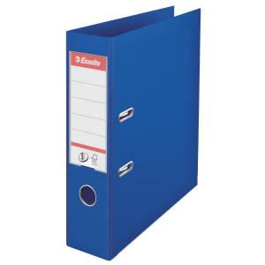 Esselte Biblioraft Standard, 75 mm, albastru SL1105