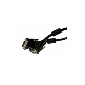 Sinox Connectech DVI-D (T/T), 5.0m, Black, CTC4465