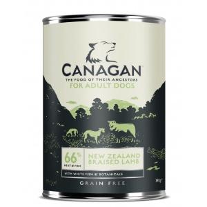 Canagan Dog Grain Free Miel&Peste Alb 395gr