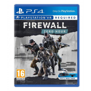 PlayStation Firewall Zero Hour Ps4