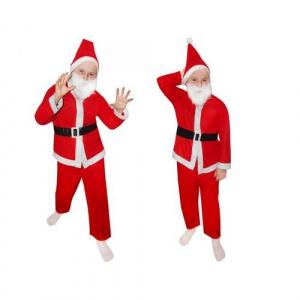 As Seen On TV Costum de Mos Craciun pentru copii