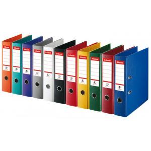 Esselte Biblioraft Standard, A4, 75 mm, piersica SL1117