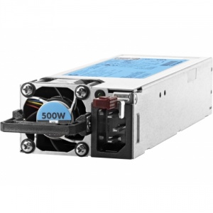 HP 500W Flex Slot Platinum Hot Plug Power Supply Kit (720478-B21)