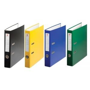 Exte Bibliorafturi A4 50 mm plastifiat verde 25 buc. PAK505