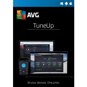 AVG TuneUp - Unlimited Device Licenta Electronica