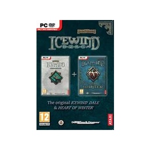 Interplay Icewind Dale And Heart Of Winter Pc