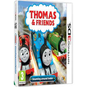 Avanquest Software Thomas and Friends Steaming around Sodor Nintendo 3DS
