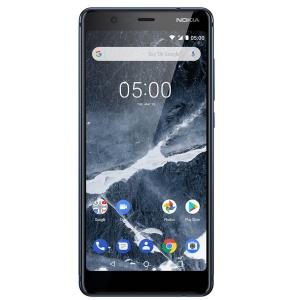 Nokia 5.1 2018 16GB Dual SIM 4G Tempered Blue