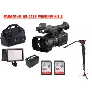 Panasonic AG-AC30 WEDDING KIT 2