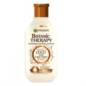 Garnier Sampon Botanic Therapy Coco Milk  Macadamia pentru par uscat, 250 ml