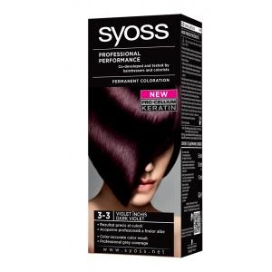 Syoss Vopsea De Par Syoss Color 3 3 Violet Inchis Detalii Produs