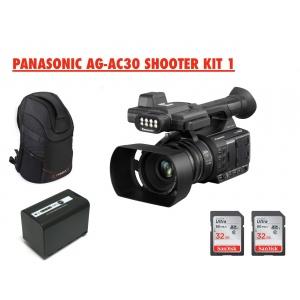 Panasonic AG-AC30 SHOOTER KIT 1