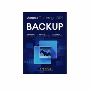 Acronis True Image 2019, 1 PC TIH2L1LOS