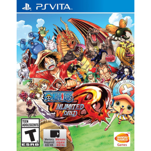 Namco Bandai One Piece Unlimited World Red PS4
