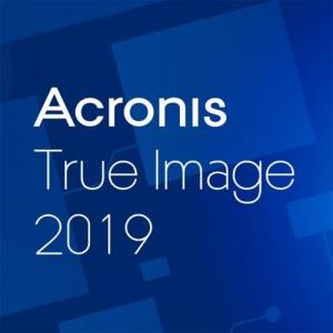 Acronis True Image 2019 1 PC + 250 GB Cloud Storage - 1 year subscription THIASGLOS