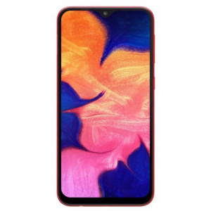 Samsung Galaxy A10 2GB RAM 32GB Dual Sim 4G Red
