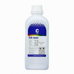 Inkmate Cerneala refil Cyan (albastra) pentru imprimante Canon 1000 ml