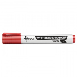 Forpus Marker pentru whiteboard Tactic rosu