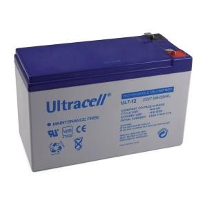 Ultracell Baterie UPS 12V 7Ah (UL7-12)