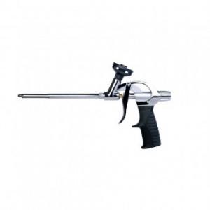 Strend Pro Pistol pentru spuma poliuretanica Premium FG105, Aluminiu, Crom