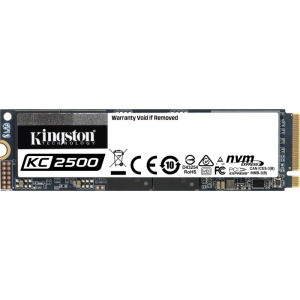 Kingston KC2500 1TB PCI Express 3.0 x4 M.2 2280