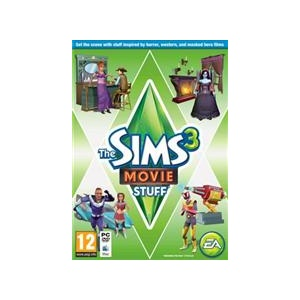 Electronic Arts The Sims 3 Movie Stuff Pc