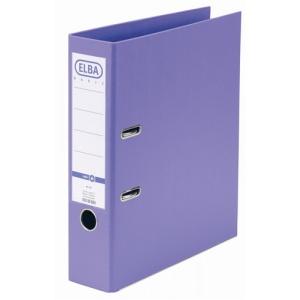 ELBA Biblioraft violet A4  Smart Pro