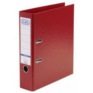ELBA Biblioraft rosu A4  Smart Pro