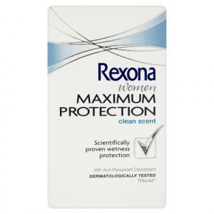 Rexona Deodorant Women Maximum Protection Clean Scent 45 ml