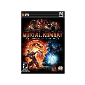 Warner Bros. Mortal Kombat Komplete Edition Pc