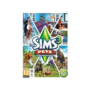 Electronic Arts The Sims 3 Pets Pc