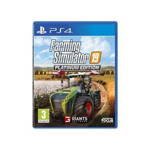 FOCUS Farming Simulator 19 Platinum Edition Ps4