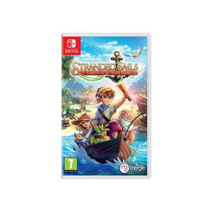 Merge Games Stranded Sails Explorers Of The Cursed Islands Nintendo Switch
